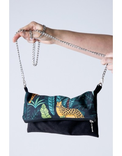 Jungle cluth bag